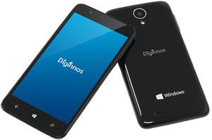 ドスパラのスマートフォン