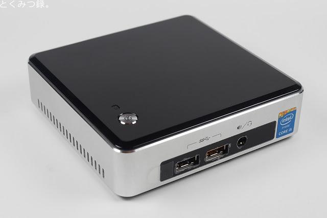 ドスパラのミニパソコン