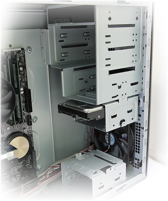 タワーパソコン
