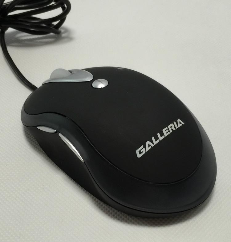 ガレリアマウス