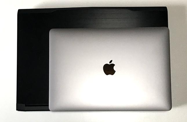 macbookpro大きさ比較