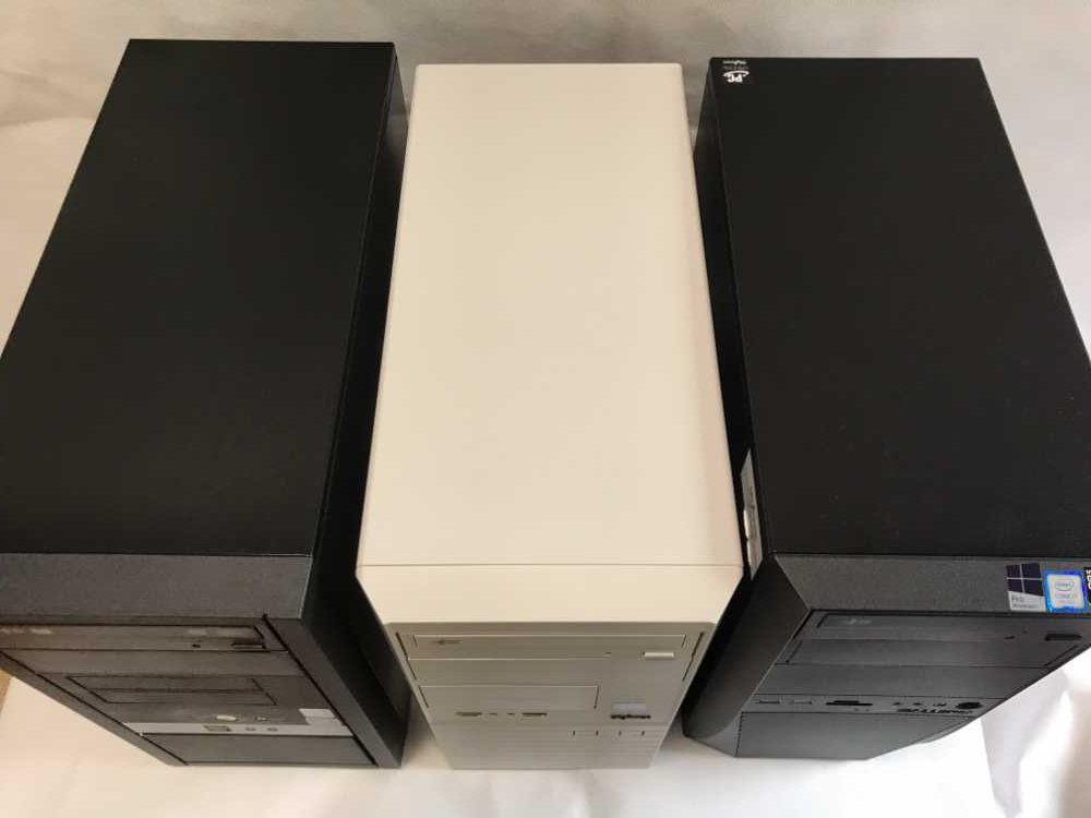 ドスパラミニタワーパソコンシリーズ