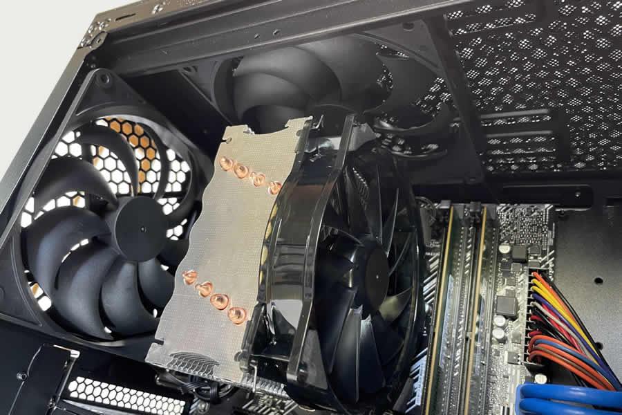 CPU冷却